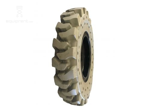 13.00-24/8.5 (370/75-28) Grey Traction Telehandler Tire and Wheel Assembly (Sold in Sets of 4)