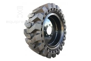 33x12x20 (12-16.5) Black Traction Skid Steer Tire & Wheel Assembly (Sold in Sets of 4)