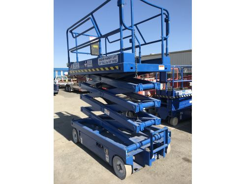 26' UpRight X26 Scissor Lift