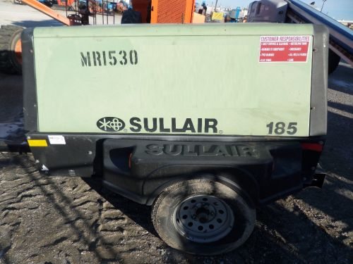 2012 SULLAIR 185BDPQ