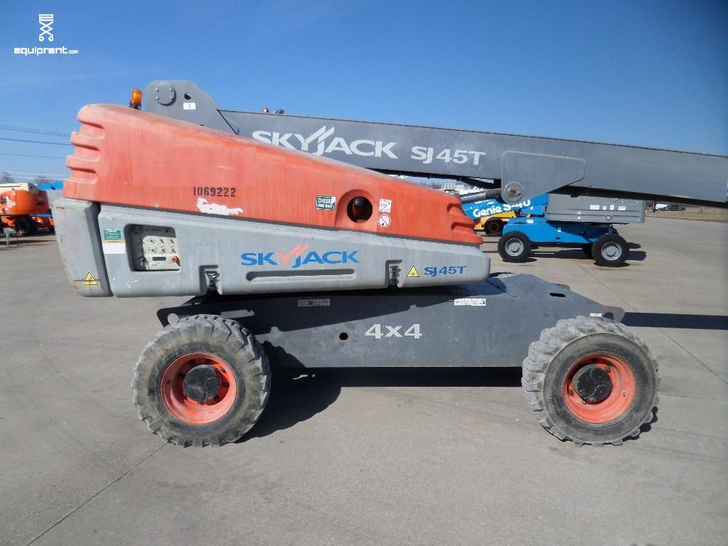 2008 SKYJACK SJ45T