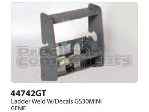 Genie Ladder Weld with Decals (GS30MINI) - Part Number 44742