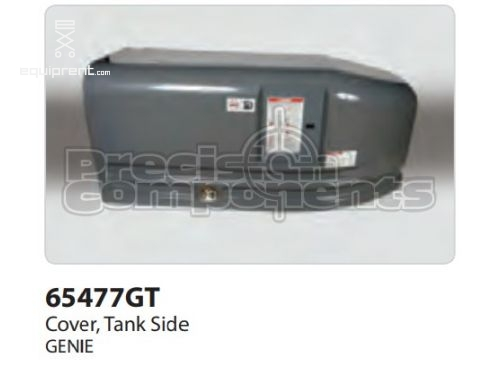 Genie Cover, Tank Side, Part #65477