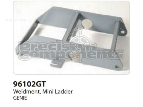 Genie Weldment, MINI Ladder, Part #96102