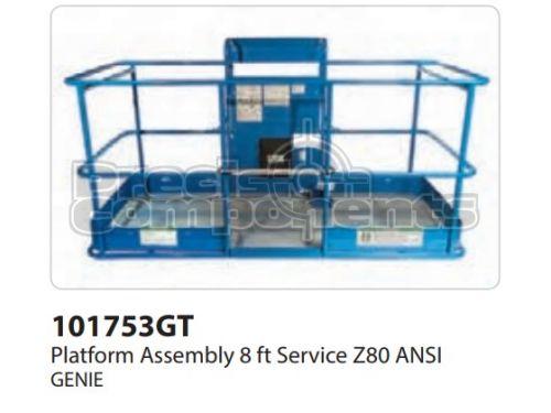 Genie Platform Assembly, 8 Ft. Service, Z80 ANSI - Part Number 101753