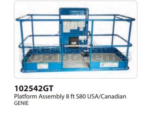 Genie Platform Assembly, 8 Ft. S80 USA/Canadian - Part Number 102542