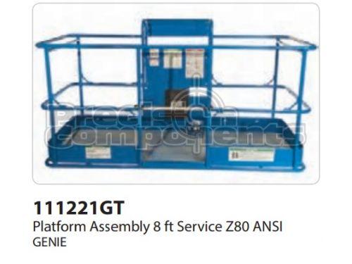 Genie Plat. Assy, 8 FT, Serv, Z80 ANSI, Part 111221