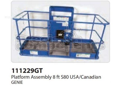 Genie Platform Assy, 8Ft, S80 USA/Canadian, Part #111229
