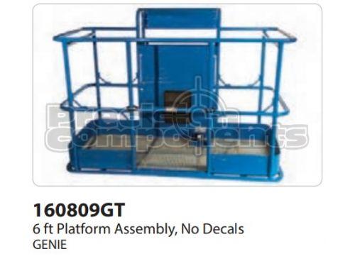 Genie Assy, 6ft Platform, No Decals, Part 160809