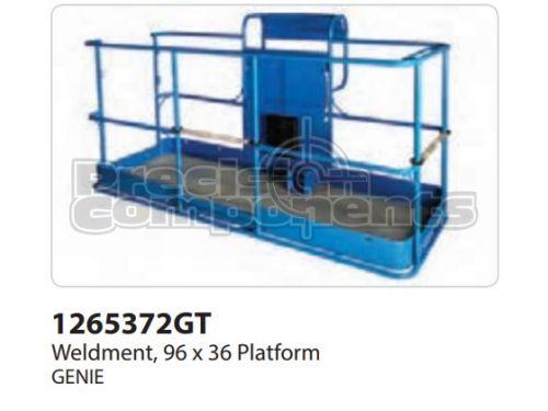 Genie Weldment, 96X36 Platform, Part 1265372