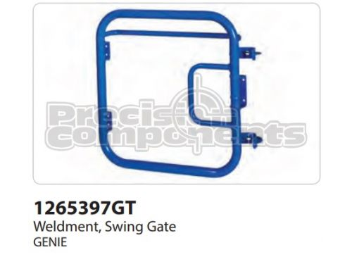 Genie Weldment, Swing Gate, Part 1265397