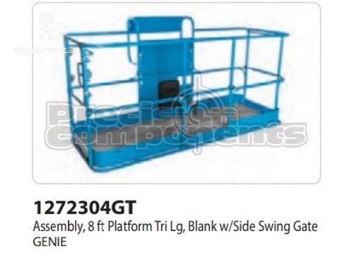 Genie Assy, 8Ft Plat Tri Lg, Blank w/Side Swing Gate, Part #1272304