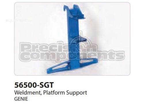 Genie Weldment, Platform Support, Part #56500-s