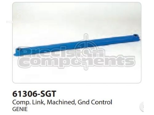 Genie Comp. Link, Machined, Gnd Contr, Part #61306-S