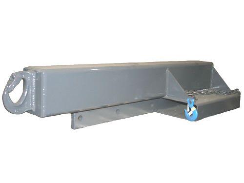 C100 Rigid Boom Fork Attachment - 10,000 lbs Capacity