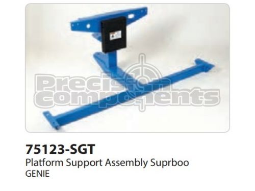Genie Platform Support Assy. Suprboo*, Part 75123-S
