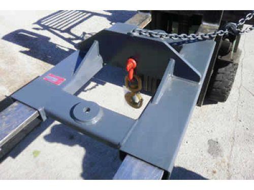 Lifting Bar w/ 12 Ton Swivel Hook