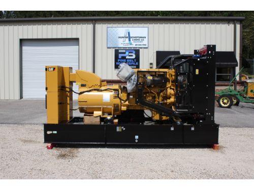 New Generator CAT 350S 437 KVA US 0651
