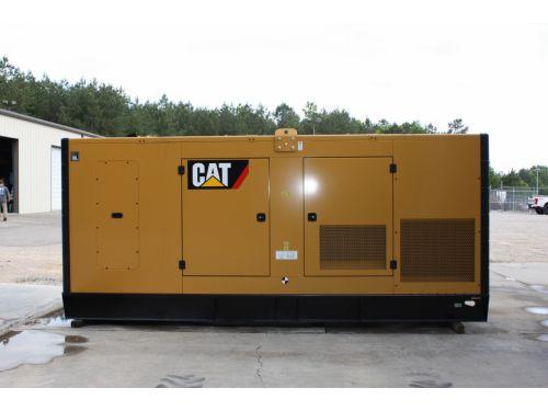Generator CAT 500 513 KVA Sound Attenuated US0653