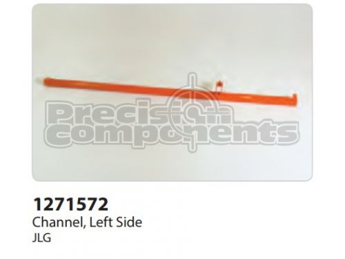 JLG Channel, Left Side, Part 1271572
