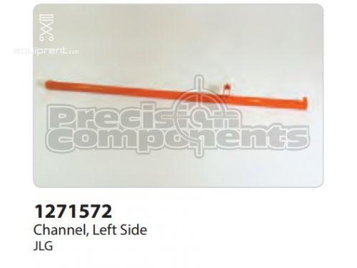 JLG Channel, Left Side, Part #1271572
