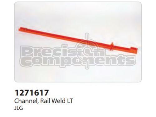JLG Channel, Rail Weldment LT, Part 1271617