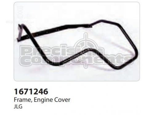 JLG Frame, Engine Cover, Part #1671246