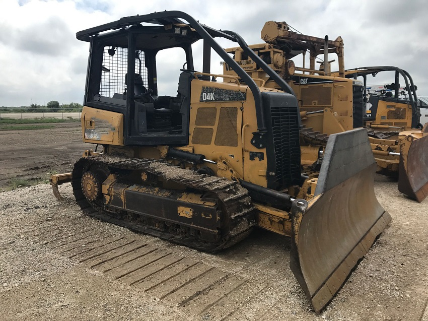 Buy 2013 Caterpillar D4k Dozer For Sale Bulldozers