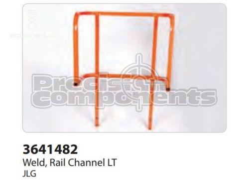 JLG Rail, Weldment Extension Platform, Part #3641482