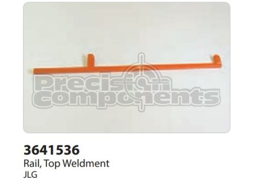 JLG Rail, Top Weldment - Part Number 3641536