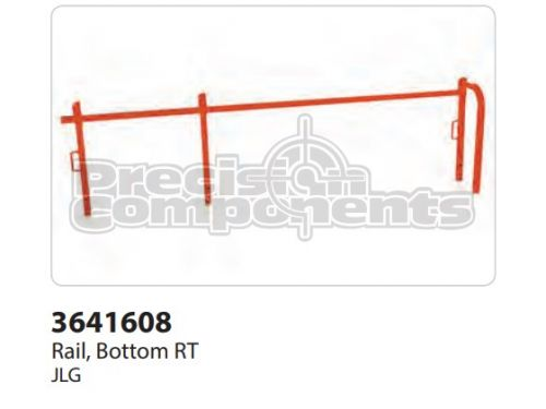 JLG Rail, Bottom RH - Part Number 3641608