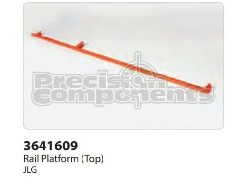 JLG Rail, Top - Part Number 3641609
