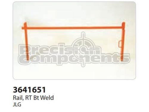JLG Rail,RT BT Weld, Part 3641651