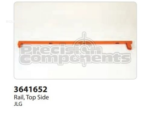 JLG Rail, Top Side, Part #3641652