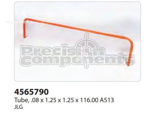 JLG Tube, .08x1.25x1.25x116.00 A513, Part #4565790