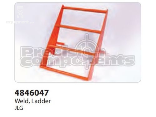 JLG Weld, Ladder, Part #4846047