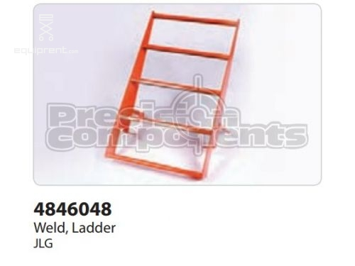 JLG Weld, Ladder, Part #4846048