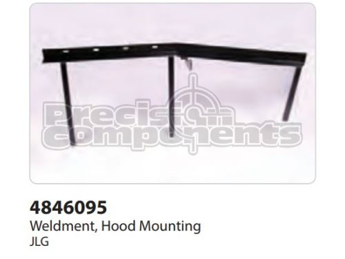JLG Weldment, Hood Support RH - Part Number 4846095