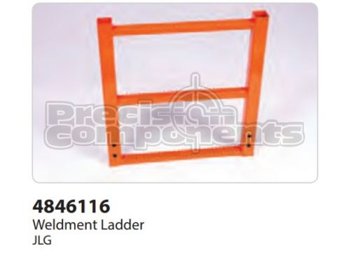 JLG Weldment, Ladder - Part Number 4846116