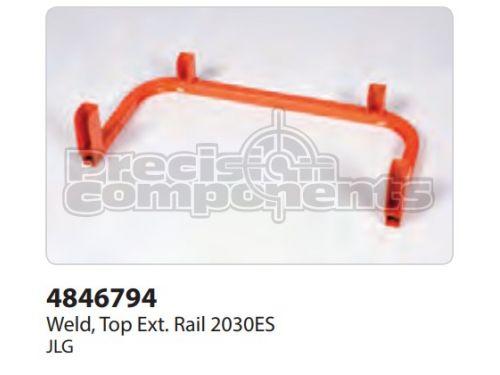 JLG Weldment, Top Ext. Rail 2030 ES - Part Number 4846794