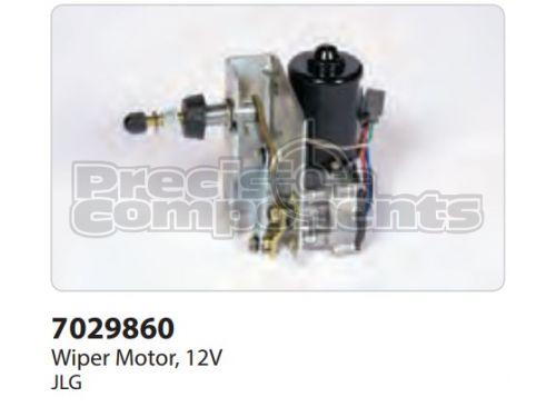 JLG Motor, Wiper 12V - Part Number 7029860
