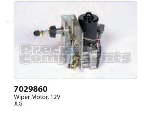 JLG Motor, Wiper, 12V, Part #7029860