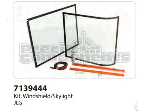JLG Kit, Windshield/Skylight, Part #7139444