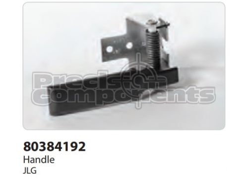 JLG Handle - Part Number 80384192