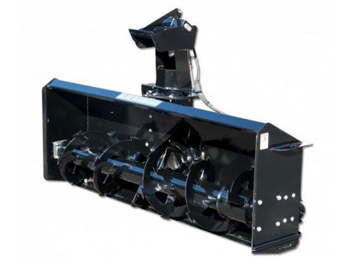"Blue Diamond Snow Blower Skid Steer Attachment, Extreme Duty, 68"", 11-16 GPM"