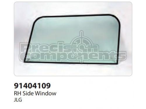 JLG RH SIDE WINDOW, Part 91404109