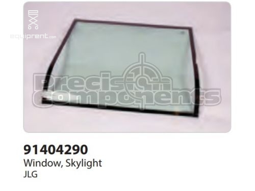 JLG Window, Skylight, Part #91404290