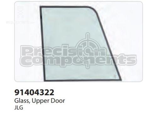 JLG Glass, Upper Door, Part #91404322