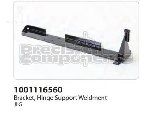 JLG Bracket, Hinge Support Weldment, Part #1001116560