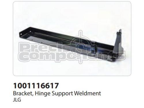 JLG Bracket, Hinge Support Weldment - Part Number 1001116617